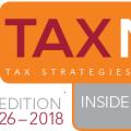Tax Matters Q1 2018