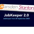 JobKeeper 2.0 JobKeeper from 28 September 2020