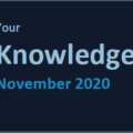 Your Knowledge November 2020